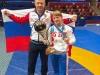 Призеры чемпионатов, первенств и розыгрышей Кубков Мира и Европы
