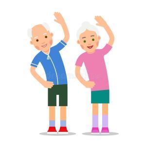 престарелый-работать-старые-пары-и-гимнастика-спорт-122970800