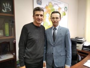 Хорошаев Ю.В.  Сатин А.Н.
